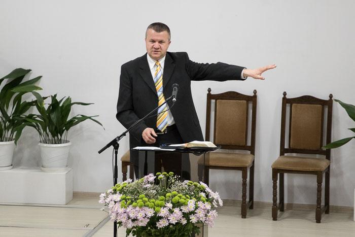 Pastori SDA Varna Dimitar Mitev