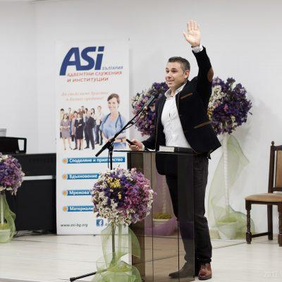 Михаил Гърков, председател на ASi България